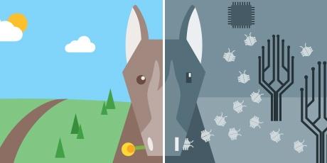 Was ist ein Trojaner bzw. Trojanisches Pferd? Ist es Malware oder ein Virus?