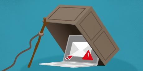 Was ist Phishing? Phishing-E-Mails, -Betrügereien und -Angriffe vermeiden