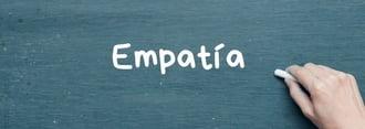 Importancia de la empatía entre alumna y maestra