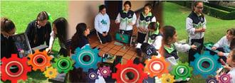 Proyectos en equipo dentro del salón de clases