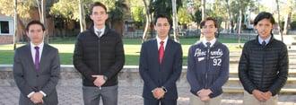 Destacan alumnos del Instituto Real de San Luis en la 28° Olimpiada Estatal de Química