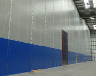Dividing Screens Factory Partitioning Systems Work Zoning Systems