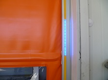 Rapid door Traffic Light Safety light