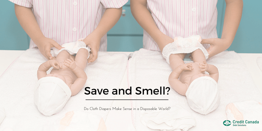 Save and Smell? Do Cloth Diapers Make Sense in a Disposable World?