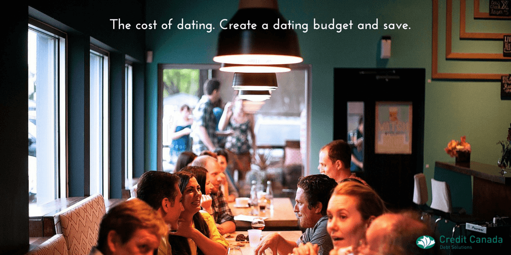 The cost of dating. Create a dating budget and save.