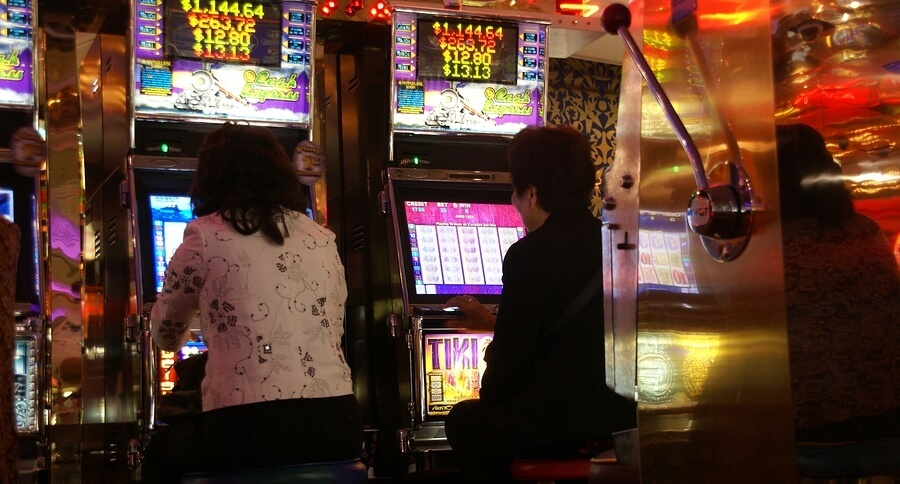 Problem gambling and the risk of crippling debt.