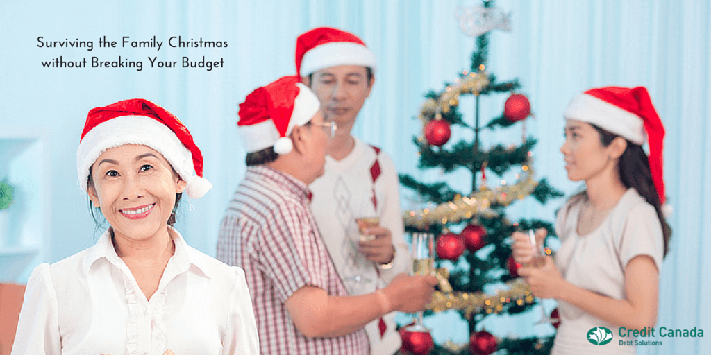 Surviving the Family Christmas without Breaking Your Budget