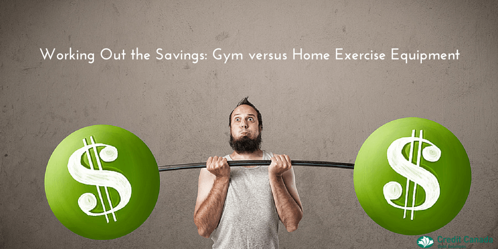 Working Out the Savings: Gym versus Home Exercise Equipment