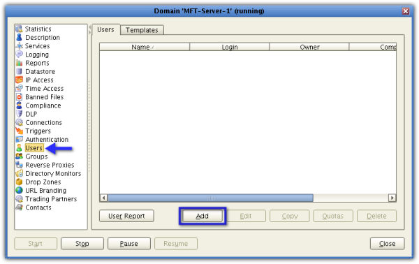 how to create sftp user in centos