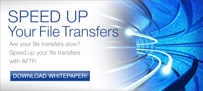 Speed Up Your File Transfers