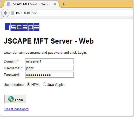 how to set up a web server at home