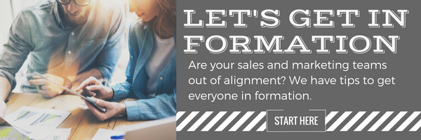Sales and Marketing Align