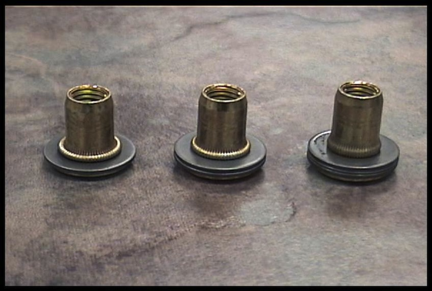 Blind threaded inserts peterson enterprises