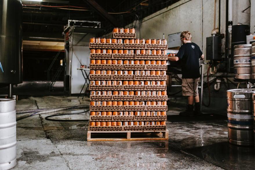 20190603 - beer bulk storage