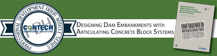 New Dam Embankment PDH Article