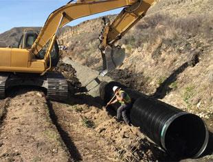 Big Springs Irrigation Ditch
