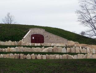 Mari Vineyards Wine Cave