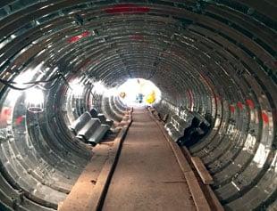 Culvert Reline under I-91