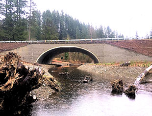 SR 92 / Little Pilchuck Creek