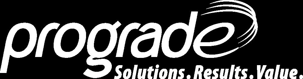 Prograde - Solutions. Results. Value.