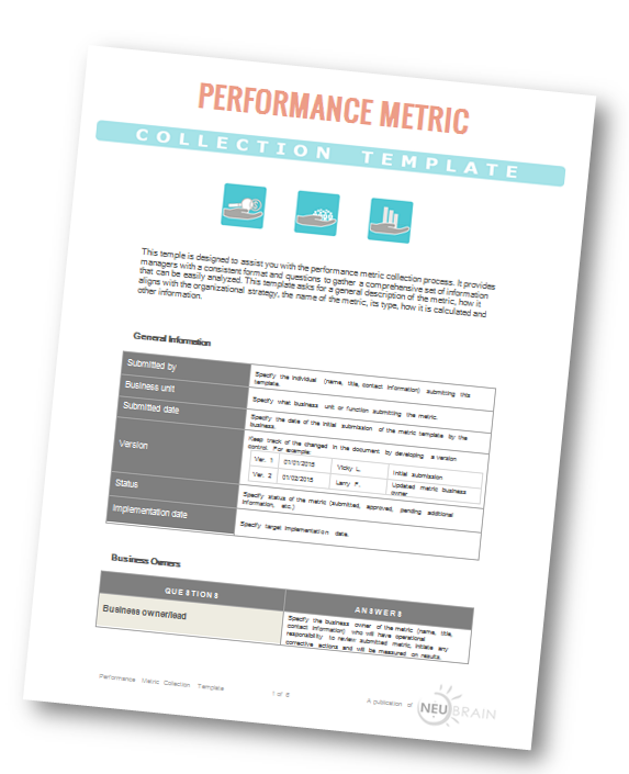 Download teratogens chemicals which cause birth defects for Performance metric template