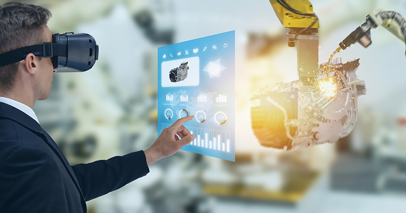 4 New Trends in the Equipment Rental Industry with AR, VR, and MR
