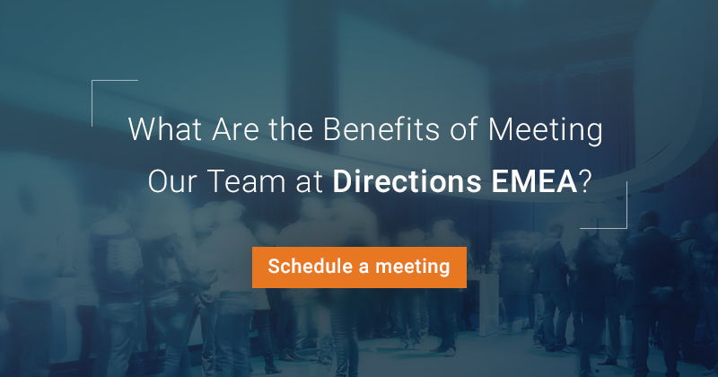 Want a Preview of What Awaits You at Directions EMEA?