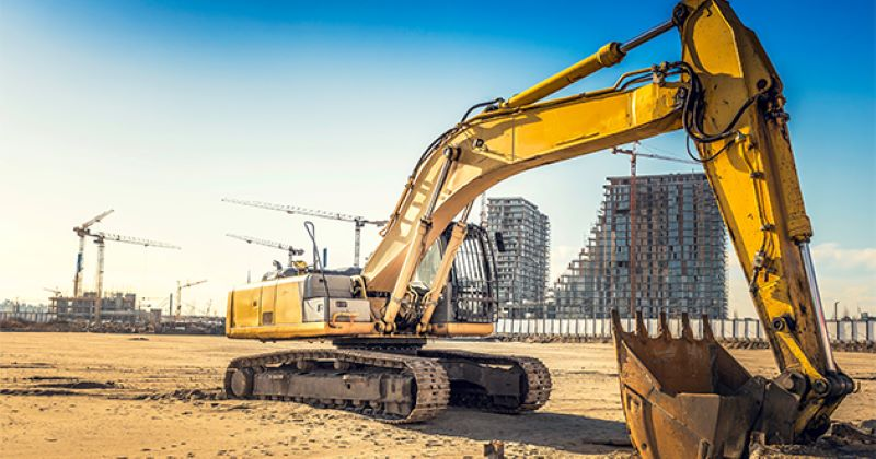 Here are the latest developments in the construction machinery market