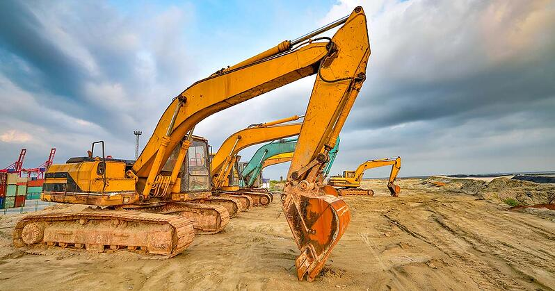 Why the construction equipment rental market is still going strong