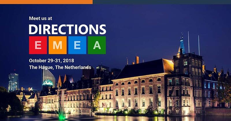 3 Reasons Why You Should Make it to Directions EMEA