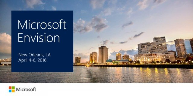 Meet HiGH Software at Microsoft Envision in New Orleans April 4-6