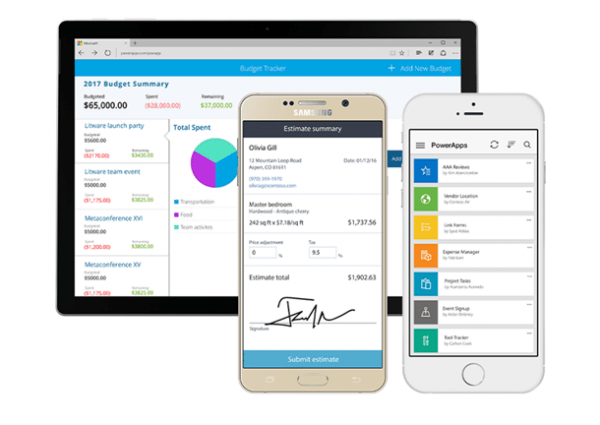 Increase equipment first-time fix rate and keep data secure with DynaRent PowerApps