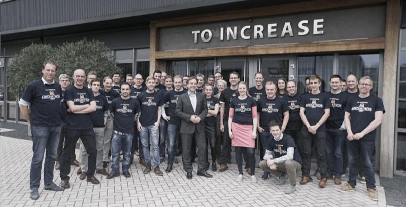 To-Increase Hackathon 2017