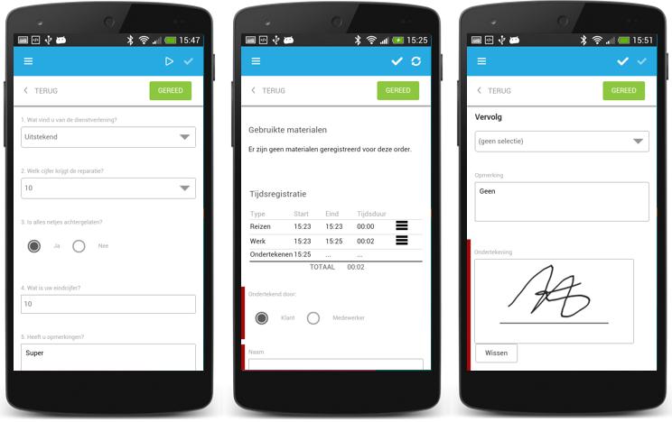 Webinars for DynaRent Mobile Field Service