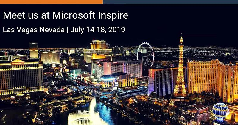 To-Increase is Participating in the Microsoft Inspire Event! Are You?