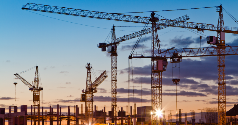 These are the latest trends in the global crane market