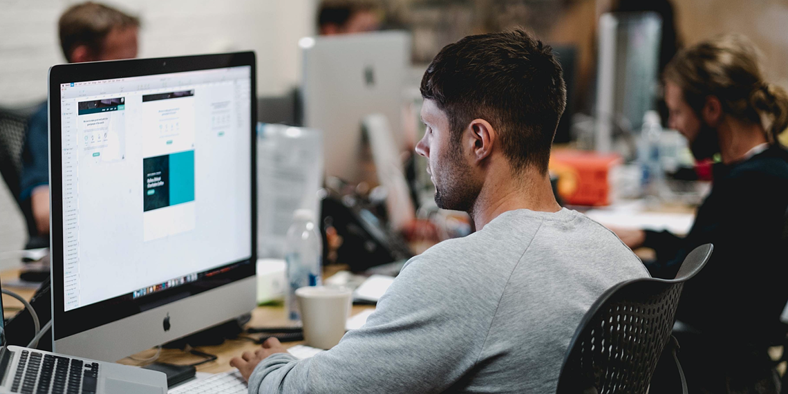 How to become a better graphic designer at a digital agency