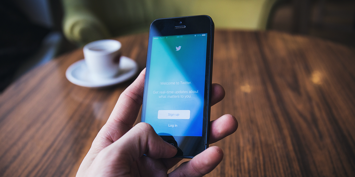 How to create your own Twitter profile