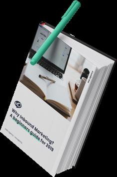 Ebook Mockup - Why inbound Marketing _