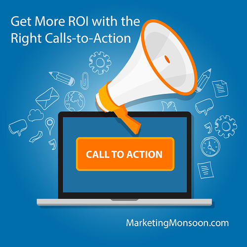 How to Get More Website ROI with the Right Call-to-Action