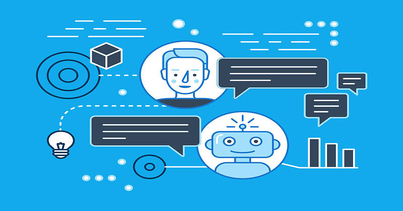 Using a Chatbot for B2B Digital Marketing