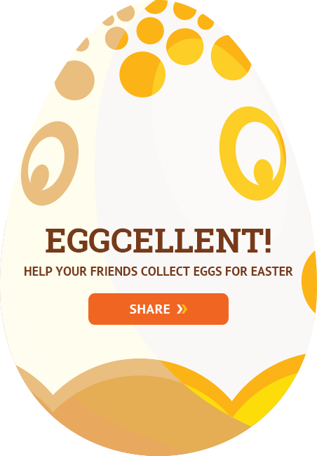 EGGCELLENT! HELP YOUR FRIENDS COLLECT EGGS FOR EASTER | SHARE