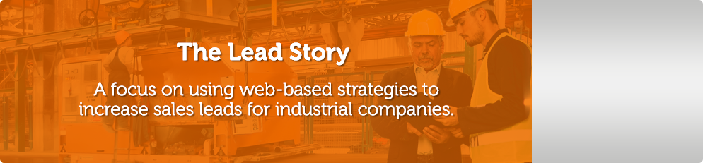 The Repp Group Blog- web-based strategies to increase sales leads for industrial companies