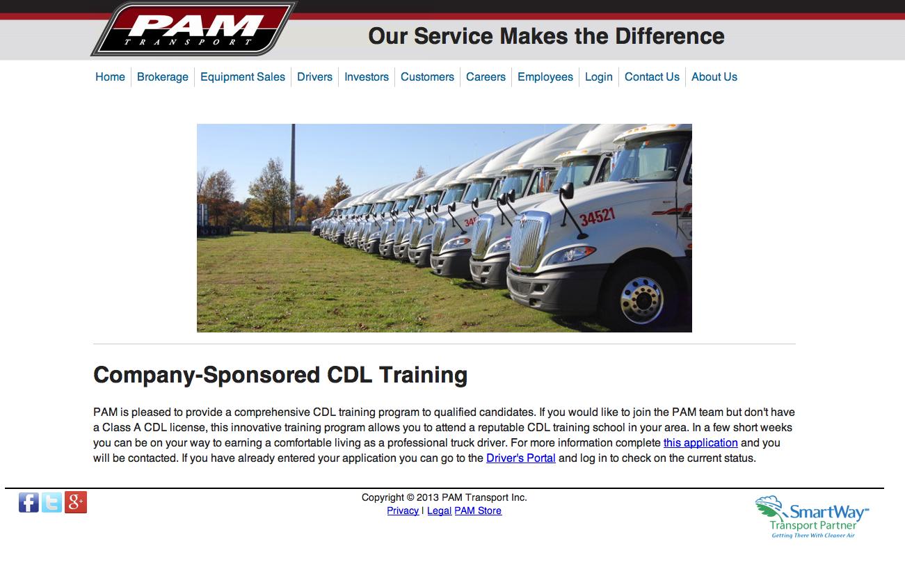 PAM_website