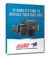 10 Signs It's Time To Replace Your HVAC Unit eBook