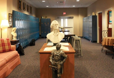 schedule a tour | Veritas Collegiate Academy