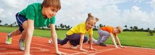 Ventajas del atletismo en niños de primaria