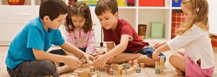 El juego fomenta la creatividad y las habilidades de tu pequeño