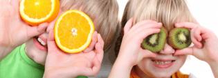 La alimentación de los niños en preescolar