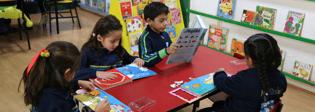 Diversión y aprendizaje con la lectura infantil